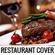 Restaurant Facebook Cover - GraphicRiver Item for Sale