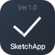 Sketch To Do App - ThemeForest Item for Sale