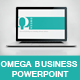 Omega Bussiness Powerpoint Template - GraphicRiver Item for Sale