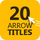 Arrow - Title Animations - VideoHive Item for Sale