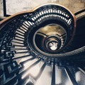 Spiral staircase in San Francisco  - PhotoDune Item for Sale
