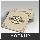 Drink Coaster Mock-Up Vol. 2 - GraphicRiver Item for Sale