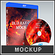 Blu-ray Case Mock-up