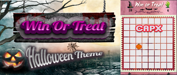 WIn Or Treat - CodeCanyon Item for Sale