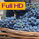 Big Basket with Grapes - VideoHive Item for Sale