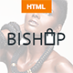 Bishop - Elegant & Clean Shop Template - ThemeForest Item for Sale
