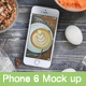 Realistic Phone 6 Mock-up - GraphicRiver Item for Sale