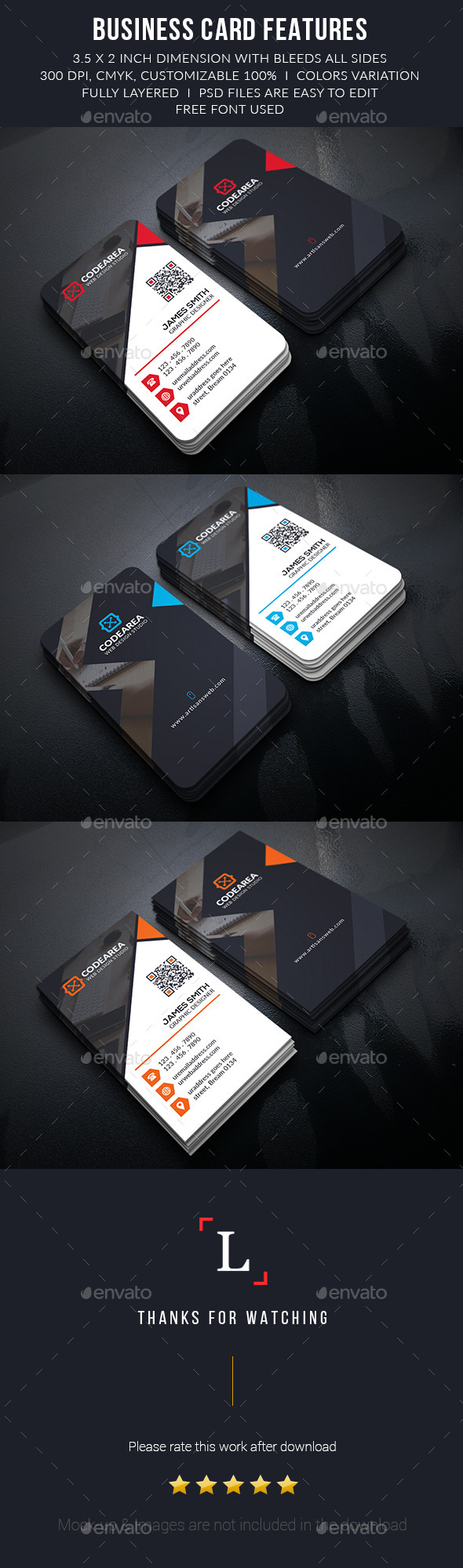 Soft Creative Business Cards - Business Cards Print Templates