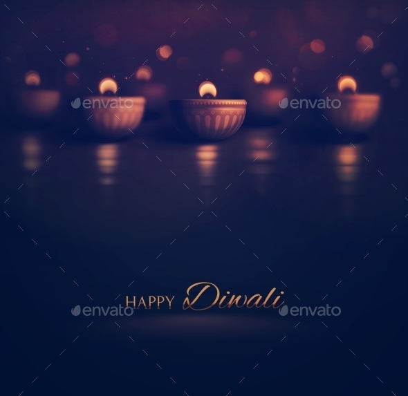 Happy Diwali - Miscellaneous Seasons/Holidays