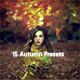 15 Autumn Lightroom Presets - GraphicRiver Item for Sale