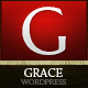 Grace - Religion WordPress Theme - ThemeForest Item for Sale