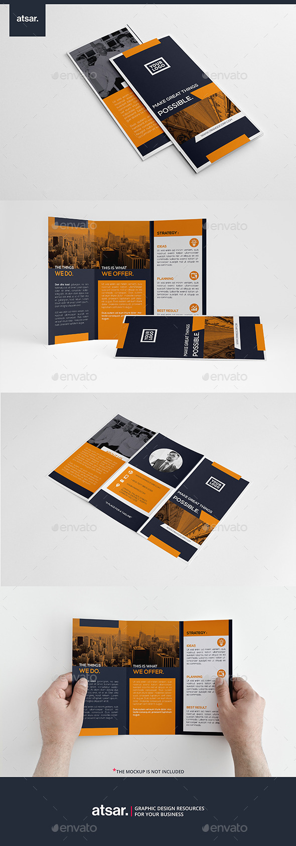 Orange Business Brochure - Corporate Brochures