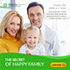 Medical Health Banner Ads - GraphicRiver Item for Sale