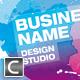 Design Studio Card  - GraphicRiver Item for Sale