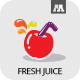 Fresh Juice Logo Template - GraphicRiver Item for Sale