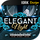Elegant Night Flyer - GraphicRiver Item for Sale