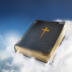 Bible in the Clouds  - GraphicRiver Item for Sale