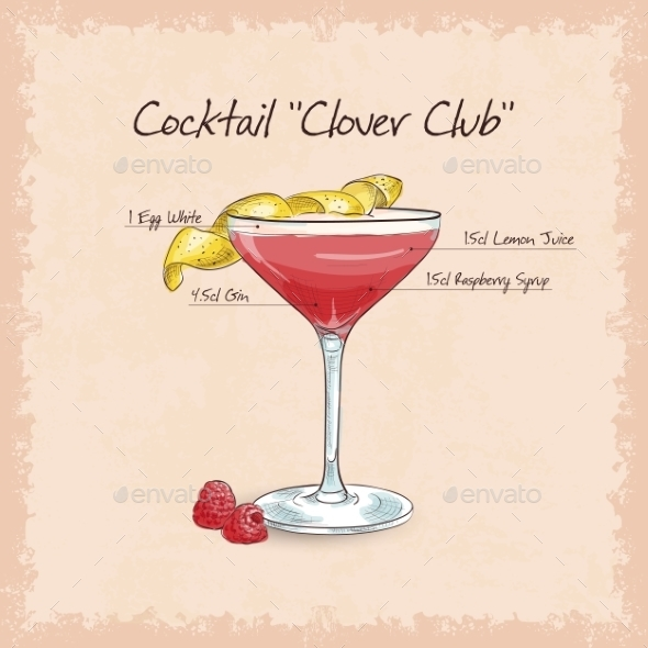 Clover Club - Backgrounds Decorative