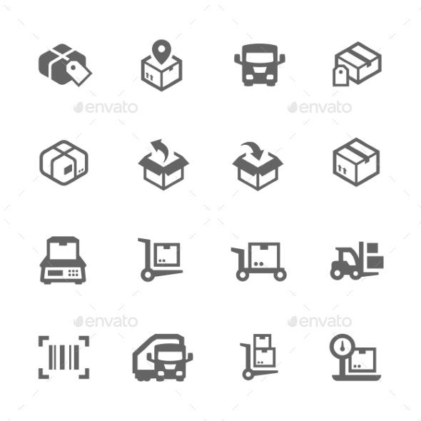 Cargo Icons - Icons