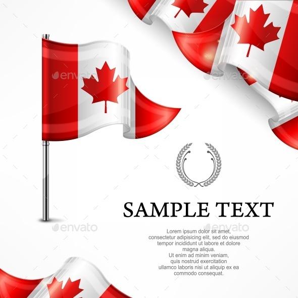 Canadian Flag  - Miscellaneous Vectors
