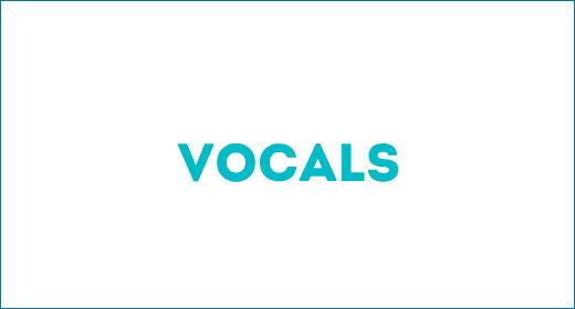 Vocals Voice
