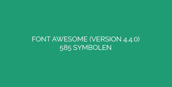 Font Awesome | Adobe Muse Widget - CodeCanyon Item for Sale