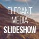 Elegant Media Slideshow - VideoHive Item for Sale