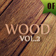 18 Wood Backgrounds - VOL.2 - GraphicRiver Item for Sale