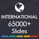 International - Multipurpose PowerPoint Template - GraphicRiver Item for Sale