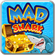 Mad Shark - HTML5 Game, Mobile Version + AdMob!!! (Construct-2 CAPX)