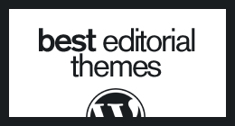 The Best Editorial/Magazine themes
