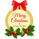 Merry Christmas Decoration - GraphicRiver Item for Sale