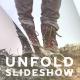 Unfold Slideshow