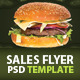 Chicken Wings Flyer - GraphicRiver Item for Sale