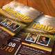 Church Worship Flyers - GraphicRiver Item for Sale