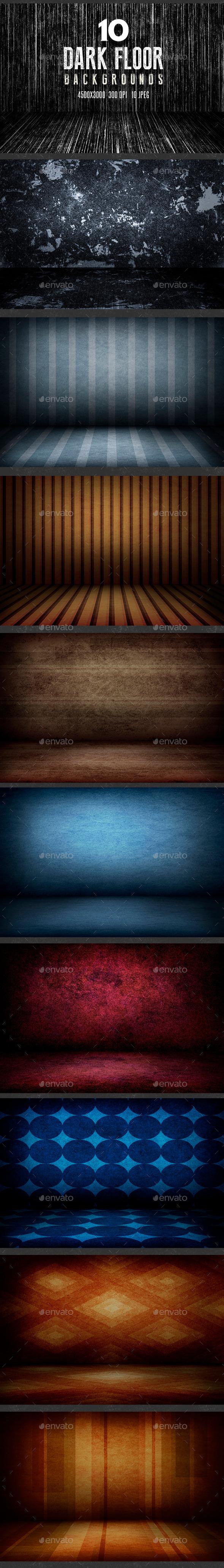 Dark Floor Backgrounds - Backgrounds Graphics