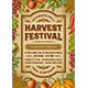Vintage Harvest Festival Poster - GraphicRiver Item for Sale
