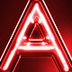 Neon Text Effect - Photoshop Actions A4 300DPI - GraphicRiver Item for Sale