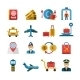 Airport and Airlines Services Icons - GraphicRiver Item for Sale