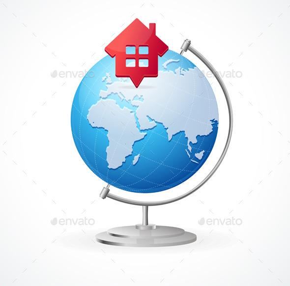 Concept Globe - Miscellaneous Conceptual