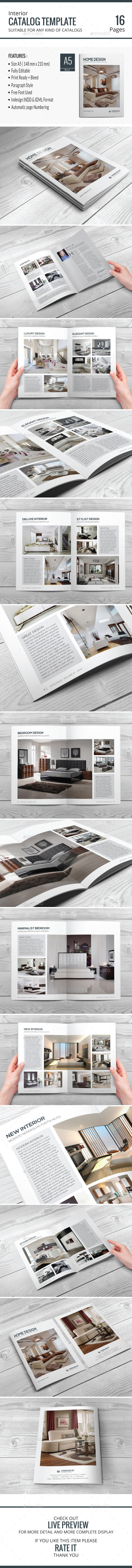Catalog Template Vol. 07 - Catalogs Brochures