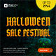 Halloween Sale Banner - GraphicRiver Item for Sale