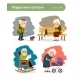 Retirement Old People - GraphicRiver Item for Sale