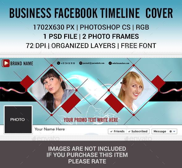 Facebook Timeline Cover v07 - Facebook Timeline Covers Social Media