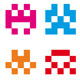 Pixel Icons - GraphicRiver Item for Sale