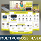 Multipurpose Product Advertisement Flyer - GraphicRiver Item for Sale