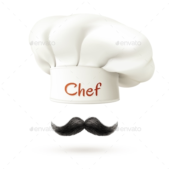 Chef Concept Illustration  - People Characters
