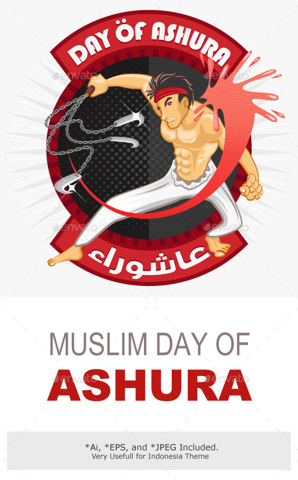 Day Of Ashura Muslim Islam - Religion Conceptual