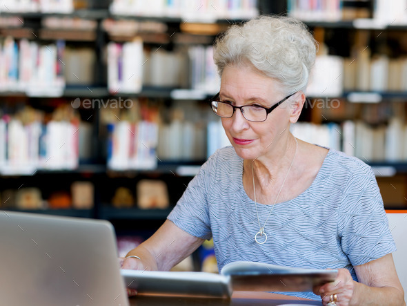 Learning new technologies - Stock Photo - Images