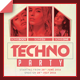 Techno Party - GraphicRiver Item for Sale